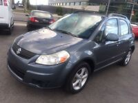 2007 Suzuki SX4 JX,AUTO,A/C,ALL POWER OPTIONS,SAFETY,E-TEST