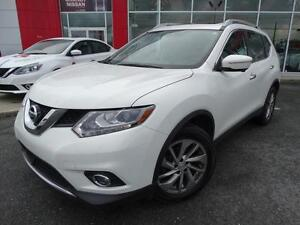 2014 Nissan Rogue SL AWD/TOIT PANORAMIQUE