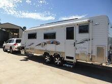 2012  23ft AUSSIE WIDE BUNDERRA Custom Built Off-Road Caravan Tinana Fraser Coast Preview