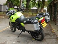 2001 TRIUMPH TIGER 955I WITH 1 YEARS MOT