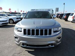 2014 Jeep Grand Cherokee OVERLAND,CRUISE ADAPTATIF,NAV,TOIT PANO West Island Greater Montréal image 2
