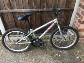 """Silver Bike 20"""" wheels"""