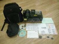 Nikon d3100 bundle