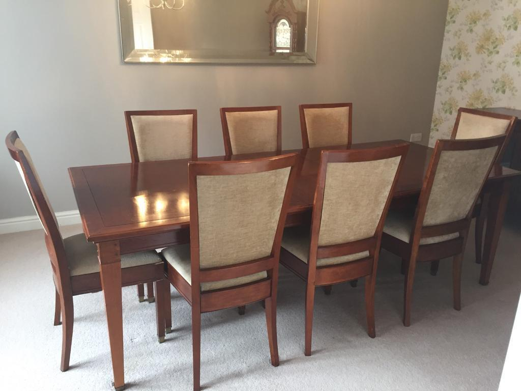 Laura ashley arlington dining room furniture in chester cheshire gumtree - Laura ashley office chair ...