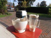 Kenwood Chef Food mixer - blender