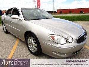2007 Buick Allure CXL *** CERTIFIED ** ACCIDENT FREE *** $5,299