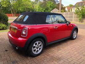 Mini Cooper, Auto, Convertable