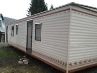 Static caravan - 2 bed