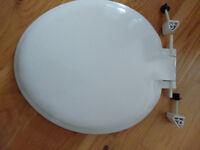 Ceramic toilet seat - brand new