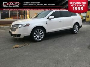 2011 Lincoln MKT PREMIUM LEATHER/PANORAMIC ROOF/6 PASS