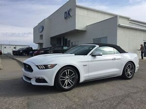 2015 Ford Mustang GT Premium Convertible / Paddle Shifters / SYN