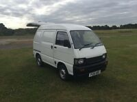 Micro Camper Van Diesel