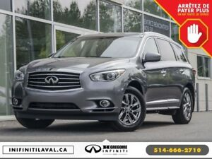 2015 Infiniti QX60 AWD Sunroof Cuir-Chauf Bluetooth Camera MP3/A