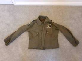 Royal Air Force Aircrew cold weather flying jacket