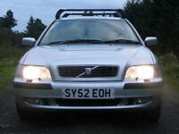 Volvo S40 1.6 2002