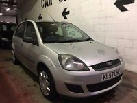 Ford Fiesta 1.25 Style Climate 5dr£1,845 p/x welcome FREE WARRANTY. NEW MOT