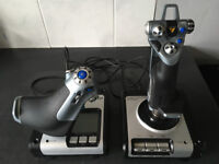 Saitek X52 Flight Stick