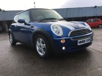 December 2005 Mini One 1.6 Petrol**64k Genuine Miles**