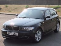 2007 (57 reg), BMW 1 Series 2.0 118d SE 5dr, 1 Owner From New