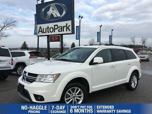 2014 Dodge Journey SXT | Remote Start | Sunroof | Bluetooth