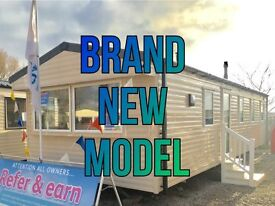 STUNNING BRAND NEW Holiday Home for Sale - Payment Options Available - 4* Holiday Park @ the Seaside