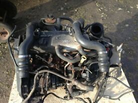 FORD TRANSIT CONNECT ENGINE + BOX 2007 IN VGC LOW MILES. FREE DELIVERY...