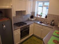 A modern clean first floor 1 double bedroom flat with separate lounge and parking in Alexandra Grove