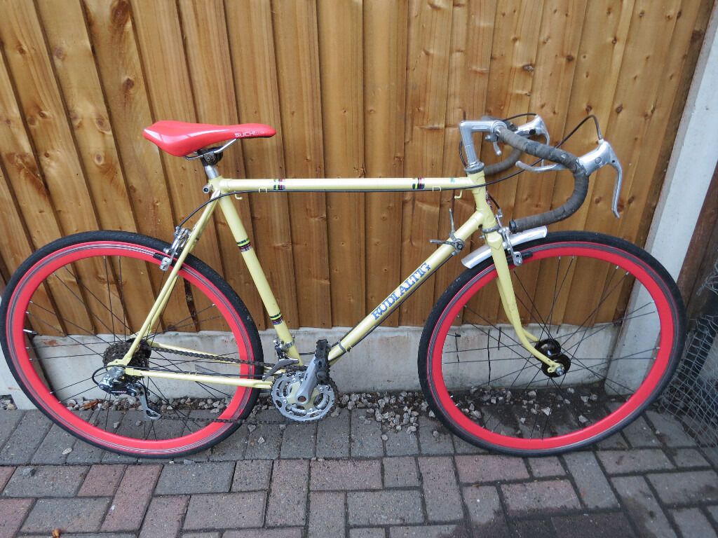 OLD SCHOOL,RETRO RACER, FULLY WORKING READY TO RIDE AWAY, RUDI ATLIC, TENSOR CYCLES