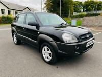 2004 HYUNDAI TUSCON CRTD GSI 4X4 ONLY 115,000 MILES JUST PASSED THE MOT EXCELLENT CONDITION
