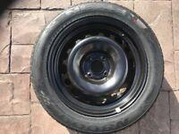 Ds3 spare wheel