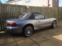 MAZDA MX5 LIMITED EDITION PHOENIX YOU WONT FIND BETTER