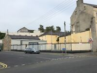 YARD / COMPOUND & STORES TO LET IN NEWRY CITY CENTRE