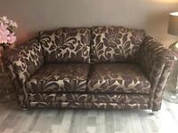 3 Seater Sofa and Arm Chair Suite