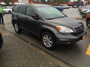 2011 Honda CR-V LX - One Owner!
