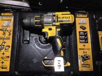 Dewalt dcd995 drill and dcf886 impact