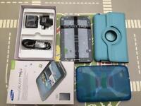 Boxed Samsung Galaxy Tab 2 8GB + 2 Covers £60