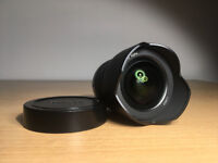 Panasonic LUMIX G Vario 7-14mm F/4.0 Ultra Wide Angle Lens