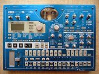 Electribe Emx-1 Korg (Drum Machine Synth) 4 Voice + Roland Samples Brilliant Arp Tube Distortion)