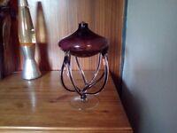 Retro oil lamp