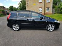 2007 Mazda5 2.0 D Sport @07445775115 LowMiles+Warranty+HPI+History+7Seat+Sport+Great+Color+Condition