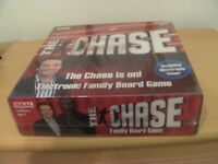 The Chase Board Game – Brand New