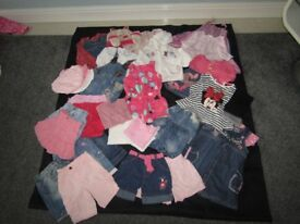Bundle 3 clothing age 6/18 months old girl