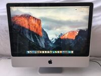 "Apple Imac 24"" A1225 DeskTop MB325 B/A Early 2008 2.8GHz 4GB 500GB 512MB In Working Order"