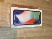 iPhone x256g sealed