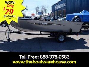2016 lowe boats FM160 Pro Mercury 50HP Trailer