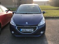 Peugeot, 208, Hatchback, 2012, Manual, 1397 (cc), 3 doors