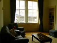 Large one bed flat, Central Campbeltown.