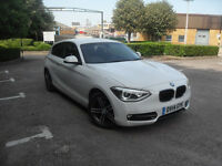 BMW 1 Series 120d Sport 3dr Auto Diesel 0% FINANCE AVAILABLE