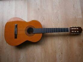 Admira Concert BM classical guitar, 1990s vintage Spanish acoustic nylon string