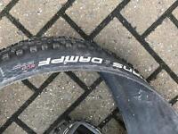 Swalbe Hans Dampf 29er tyre
